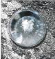 純金箔を敷き、水晶をセット酸化せず、電気伝導率も高い上に、昔から浄化能力が強いといわれている純金箔を敷き、水晶を中央に入れます。